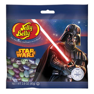 All City Candy Jelly Belly Star Wars Galaxy Mix Jelly Beans - 2.8-oz. Bag Jelly Beans Jelly Belly 2.8-oz. Bag For fresh candy and great service, visit www.allcitycandy.com
