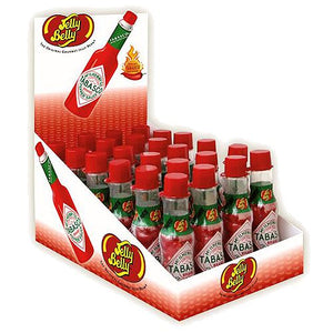 All City Candy Jelly Belly Tabasco Jelly Beans - 1.5-oz. Bottle Jelly Beans Jelly Belly Case of 24 For fresh candy and great service, visit www.allcitycandy.com