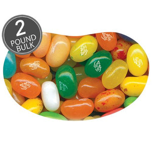 All City Candy Jelly Belly Tropical Mix Jelly Beans Bulk Bags Bulk Unwrapped Jelly Belly 2 LB For fresh candy and great service, visit www.allcitycandy.com
