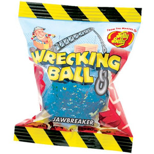 All City Candy Jelly Belly Wrecking Ball Jawbreaker 4.2 oz. Novelty Jelly Belly 1 Piece For fresh candy and great service, visit www.allcitycandy.com