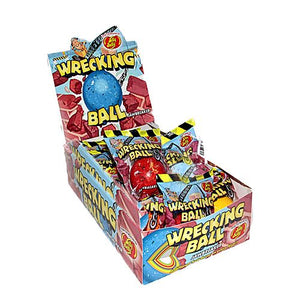 All City Candy Jelly Belly Wrecking Ball Jawbreaker 4.2 oz. Novelty Jelly Belly Case of 12 For fresh candy and great service, visit www.allcitycandy.com