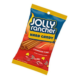 All City Candy Jolly Rancher Cinnamon Fire Hard Candy Hard Hershey's 7-oz. Bag For fresh candy and great service, visit www.allcitycandy.com