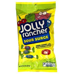 All City Candy Jolly Rancher Sour Surge Hard Candy - 6.5-oz. Bag Hard Hershey's For fresh candy and great service, visit www.allcitycandy.com