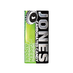 All City Candy Jones Carbonated Candy Green Apple - 25g Tin Hard Big Sky Brands 1 Tin For fresh candy and great service, visit www.allcitycandy.com