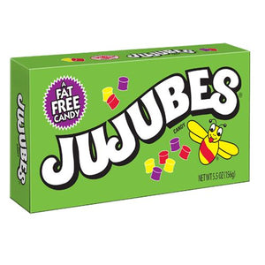 All City Candy Jujubes Candy - 5.5-oz. Theater Box Theater Boxes Ferrara Candy Company Case of 12 For fresh candy and great service, visit www.allcitycandy.com