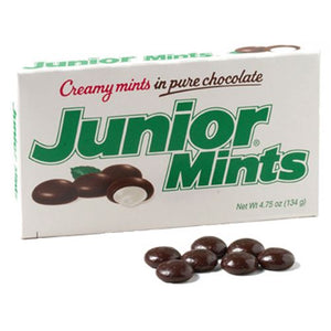 All City Candy Junior Mints - 3.5-oz. Theater Box Theater Boxes Tootsie Roll Industries For fresh candy and great service, visit www.allcitycandy.com