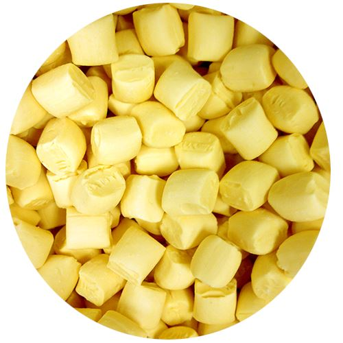 Katherine Beecher Butter Mints - 3 LB Bulk Bag For fresh candy and great service, visit us at www.allcitycandy.com