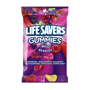 All City Candy Life Savers Gummies Wild Berries Gummi Wrigley For fresh candy and great service, visit www.allcitycandy.com