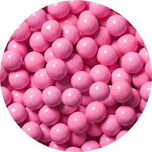 All City Candy Light Pink Sixlets Chocolate Candies - 2 LB Bulk Bag Bulk Unwrapped SweetWorks Default Title For fresh candy and great service, visit www.allcitycandy.com