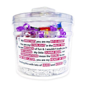 All City Candy Love Candy Poem Gift Bucket Gift All City Candy For fresh candy and great service, visit www.allcitycandy.com