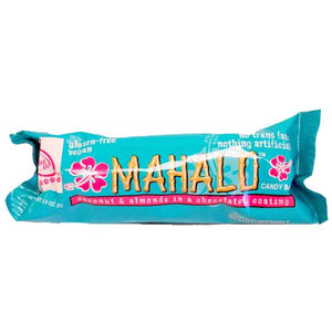 All City Candy Mahalo Candy Bar 2.1 oz. Candy Bars Go Max Go Foods For fresh candy and great service, visit www.allcitycandy.com