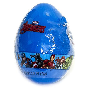 All City Candy Marvel Avengers Candy Filled Egg .75 oz. Easter Frankford Candy For fresh candy and great service, visit www.allcitycandy.com