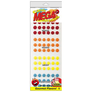 All City Candy Mega Candy Buttons Novelty Stichler Products 1 3-oz. Pack For fresh candy and great service, visit www.allcitycandy.com