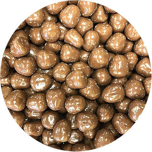 All City Candy Milk Chocolate Covered Caramels - 3 LB Bulk Bag Bulk Unwrapped Necco For fresh candy and great service, visit www.allcitycandy.com