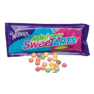 All City Candy Mini Chewy SweeTARTS Tangy Candy - 1.8-oz. Pouch Chewy Nestle 1 Pouch For fresh candy and great service, visit www.allcitycandy.com