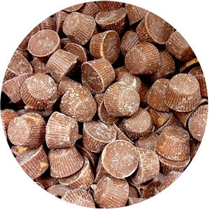 All City Candy Mini Peanut Butter Cups - 3 LB Bulk Bag Bulk Unwrapped R.M. Palmer Company Default Title For fresh candy and great service, visit www.allcitycandy.com