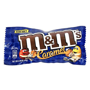All City Candy M&M's Caramel Chocolate Candies - 1.41-oz. Bag Chocolate Mars Chocolate For fresh candy and great service, visit www.allcitycandy.com