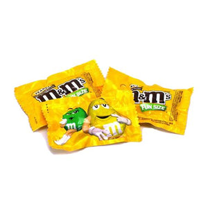 All City Candy M&M's Peanut Chocolate Candies Fun Size Packets - 3 LB Bulk Bag Bulk Wrapped Mars Chocolate Default Title For fresh candy and great service, visit www.allcitycandy.com
