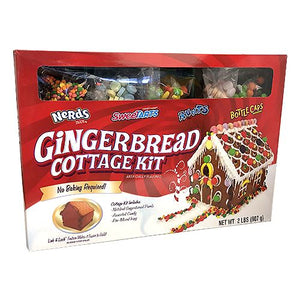 All City Candy Nestle Gingerbread Cottage Kit Christmas Bee International Candy For fresh candy and great service, visit www.allcitycandy.com