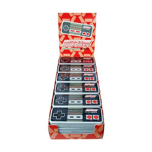 All City Candy Nintendo Controller Mints - 2-oz. Tin Novelty Boston America Case of 18 For fresh candy and great service, visit www.allcitycandy.com