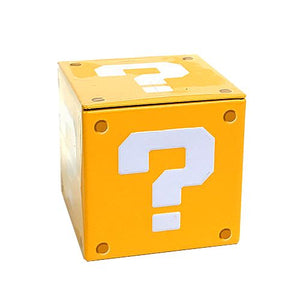 All City Candy Nintendo Question Mark Box Coin Candies - 1.2-oz. Tin Novelty Boston America 1 Piece For fresh candy and great service, visit www.allcitycandy.com