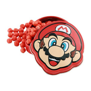 All City Candy Nintendo Super Mario Brick Breakin' Candies - .8-oz. Tin Novelty Boston America 1 Tin For fresh candy and great service, visit www.allcitycandy.com