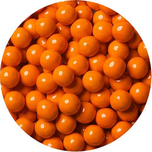 All City Candy Orange Sixlets Chocolate Candies - 2 LB Bulk Bag Bulk Unwrapped SweetWorks Default Title For fresh candy and great service, visit www.allcitycandy.com