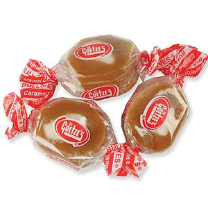 All City Candy Original/Vanilla Caramel Creams Bulls-Eyes Bulk Bags Bulk Wrapped Goetze's Candy For fresh candy and great service, visit www.allcitycandy.com