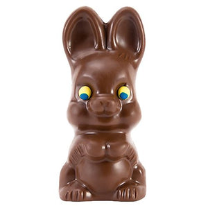 All City Candy Palmer Baby Binks Hollow Milk Chocolate Rabbit 2 oz. Easter R.M. Palmer Company For fresh candy and great service, visit www.allcitycandy.com