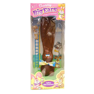 All City Candy Palmer Bunny Big Ears Hollow Milk Chocolate Bunny 10 oz. Easter R.M. Palmer Company Default Title For fresh candy and great service, visit www.allcitycandy.com