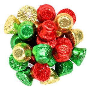 All City Candy Palmer Foiled Chocolate Christmas Bells - 3 LB Bulk Bag Christmas R.M. Palmer Company Default Title For fresh candy and great service, visit www.allcitycandy.com