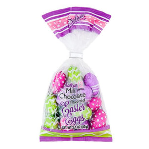 All City Candy Palmer Hollow Milk Chocolate Flavored Easter Eggs - 3.1-oz. Bag Easter R.M. Palmer Company For fresh candy and great service, visit www.allcitycandy.com