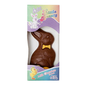 All City Candy Palmer Milk Chocolate Little Beauty Easter Bunny 1 oz. Easter R.M. Palmer Company For fresh candy and great service, visit www.allcitycandy.com
