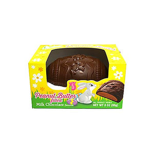 All City Candy Palmer Peanut Butter Filled Chocolate Egg 3 oz. Easter R.M. Palmer Company For fresh candy and great service, visit www.allcitycandy.com