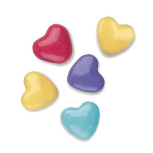 All City Candy Pastel Hearts Pressed Candy - 3 LB Bulk Bag Bulk Unwrapped SweetWorks For fresh candy and great service, visit www.allcitycandy.com