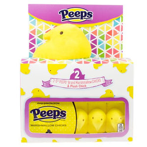 All City Candy Peeps Spring Yellow Chick Gift Set Easter Just Born Inc For fresh candy and great service, visit www.allcitycandy.com
