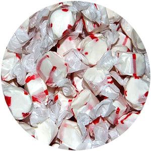 All City Candy Peppermint Salt Water Taffy - 3 LB Bulk Bag Bulk Wrapped Sweet Candy Company For fresh candy and great service, visit www.allcitycandy.com