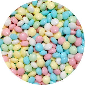 All City Candy Polar Mint Intense Mint Candy - 3 LB Bulk Bag Bulk Unwrapped Concord Confections (Tootsie) For fresh candy and great service, visit www.allcitycandy.com