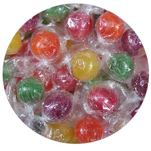 All City Candy Primrose Assorted Sour Fruit Balls Hard Candy - 3 lb Bulk Bag Bulk Wrapped Primrose Candy Default Title For fresh candy and great service, visit www.allcitycandy.com