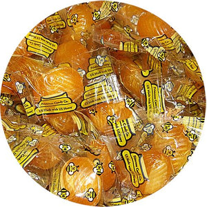 All City Candy Primrose Double Honey Bee Filled Hard Candy - 3 LB Bulk Bag Bulk Wrapped Primrose Candy Default Title For fresh candy and great service, visit www.allcitycandy.com