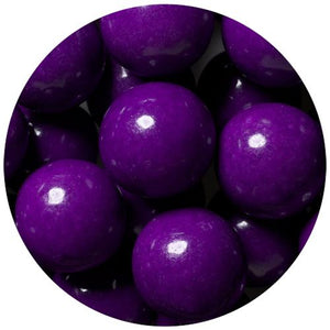 All City Candy Purple 1-Inch Gumballs - 2 LB Bulk Bag Bulk Unwrapped SweetWorks Default Title For fresh candy and great service, visit www.allcitycandy.com