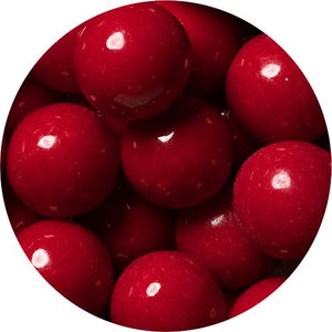 All City Candy Red 1-Inch Gumballs - 2 LB Bulk Bag Bulk Unwrapped SweetWorks Default Title For fresh candy and great service, visit www.allcitycandy.com