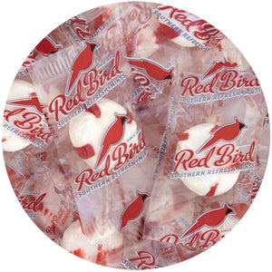 All City Candy Red Bird Peppermint Puff - 3 LB Bulk Bag Bulk Wrapped Piedmont Candy Company Default Title For fresh candy and great service, visit www.allcitycandy.com