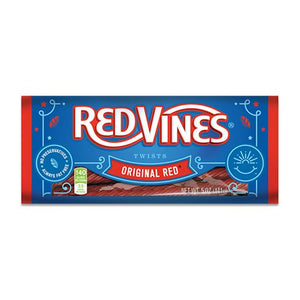 All City Candy Red Vines Original Red Licorice Twists - 5-oz. Pack Licorice American Licorice Company For fresh candy and great service, visit www.allcitycandy.com