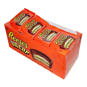 All City Candy Reese's Big Cup Peanut Butter Cup 1.4 oz. Candy Bars Hershey's Case of 16 Packs For fresh candy and great service, visit www.allcitycandy.com