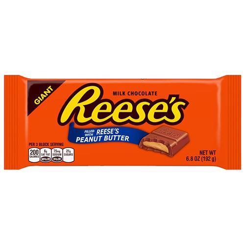 Reese's Giant Candy Bar 6 5 oz