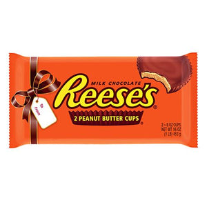 All City Candy Reese's Giant Peanut Butter Cup - 1 LB Gift Pack Candy Bars Hershey's Default Title For fresh candy and great service, visit www.allcitycandy.com
