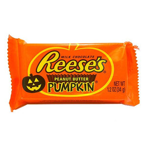 All City Candy Reese's Peanut Butter Pumpkin 1.2 oz. Halloween Hershey's 1 Piece For fresh candy and great service, visit www.allcitycandy.com