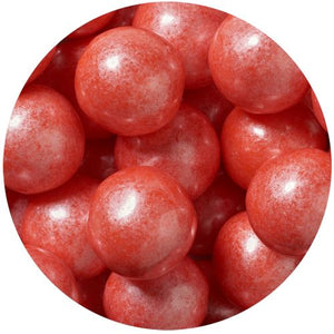 All City Candy Shimmer Coral 1-Inch Gumballs - 2 LB Bulk Bag Gum/Bubble Gum SweetWorks Default Title For fresh candy and great service, visit www.allcitycandy.com