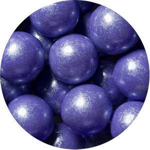 All City Candy Shimmer Lavender 1-Inch Gumballs - 2 LB Bulk Bag Bulk Unwrapped SweetWorks Default Title For fresh candy and great service, visit www.allcitycandy.com